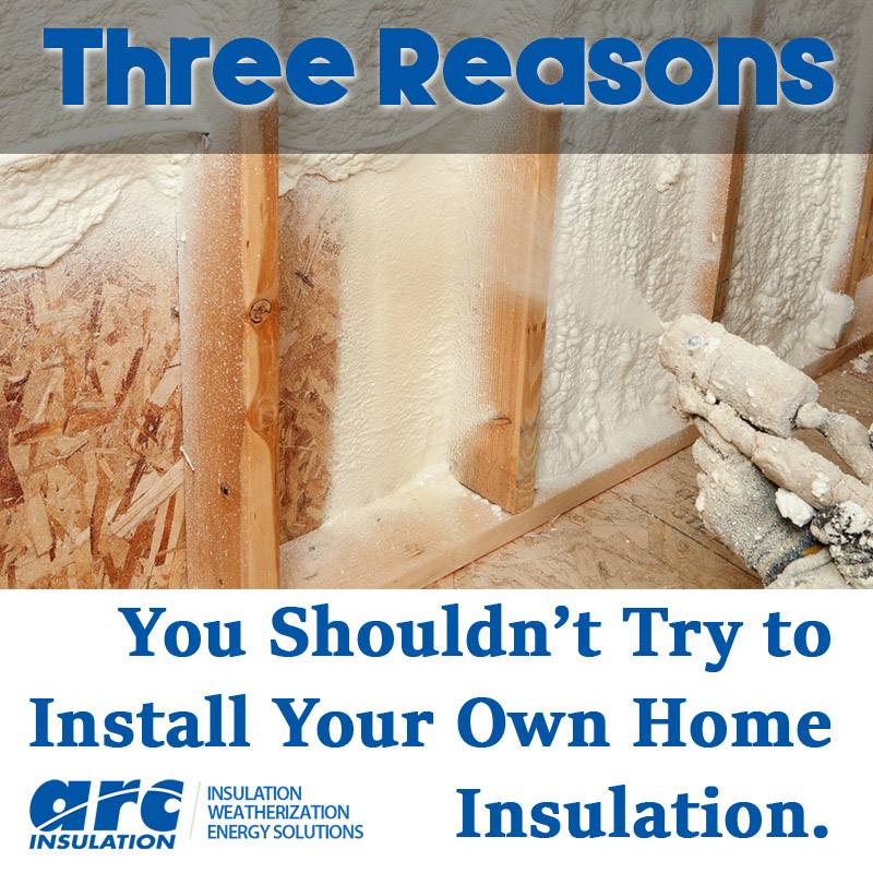 Three Reasons You Shouldn't Try to Install Your Own Home Insulation