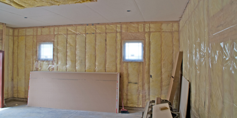 it's time to start thinking about garage insulation